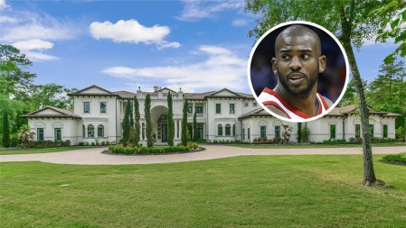 Chris Paul Mansion