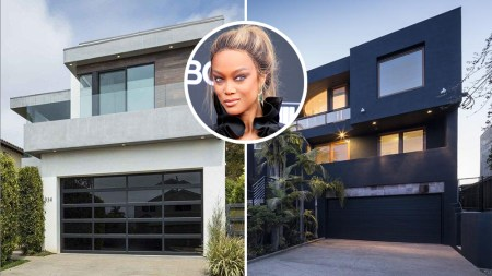 Tyra Banks Pacific Palisades House