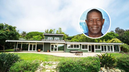 Dennis Haysbert House