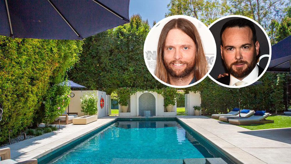 Maroon 5 Guitarist James Valentine Buys From Super-Producer Dana Brunetti