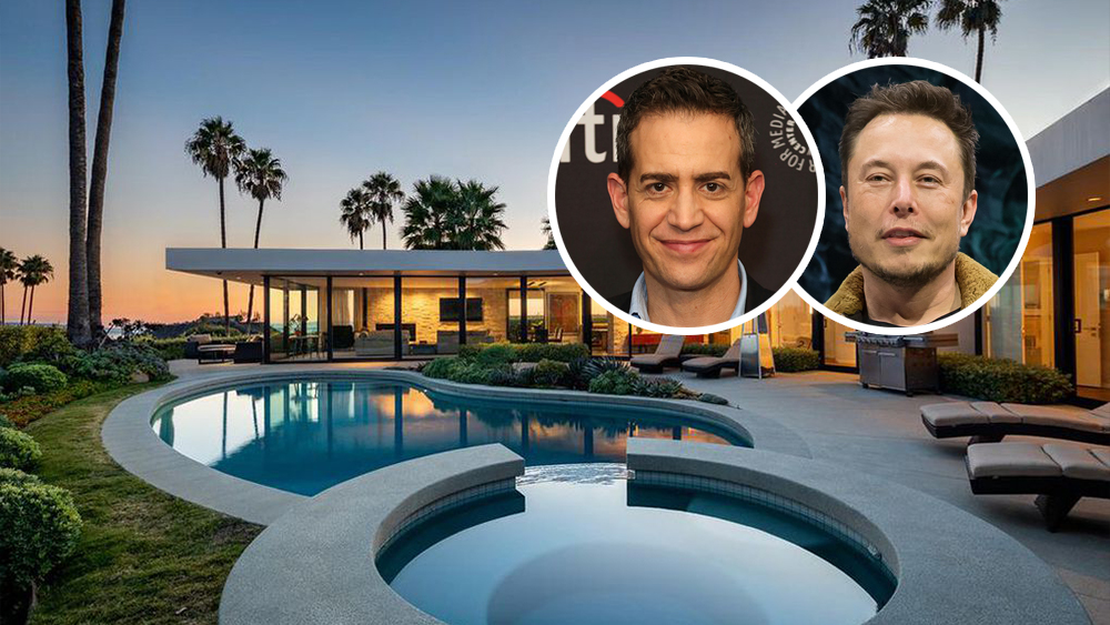 Jason Winer Buys L.A. Home From Elon Musk