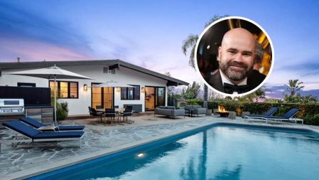 Bryan Cogman House Sherman Oaks