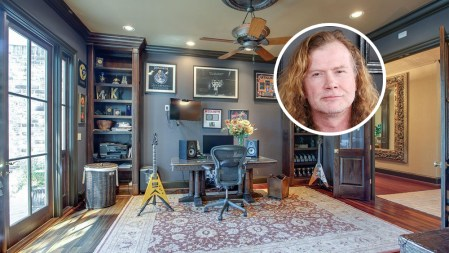 Dave Mustaine Estate