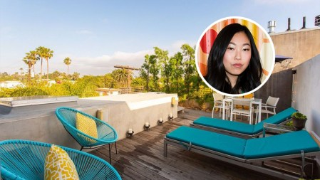 Awkwafina West Hollywood Condo