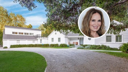 Catherine Bach Home Los Angeles