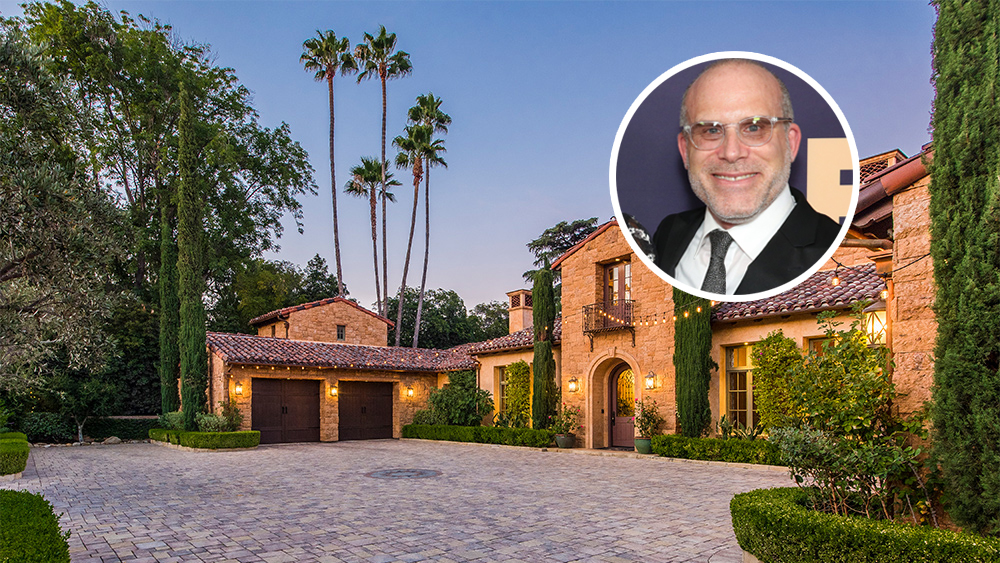 Jonathan Littman Seeks Sale of Famous Mansion
