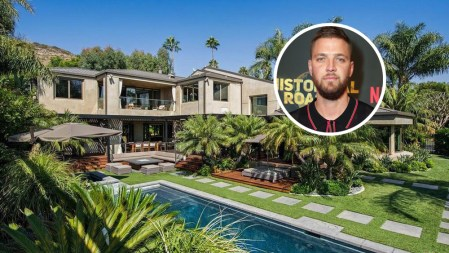 Chandler Parsons House Los Angeles