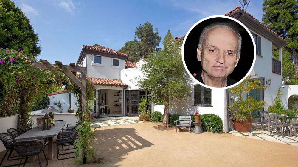 David Chase Snags Santa Monica Villa