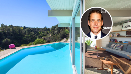 Hunter Biden House Los Angeles