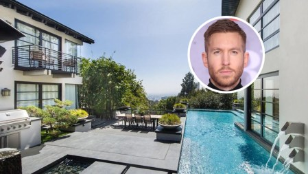 Calvin Harris House Los Angeles