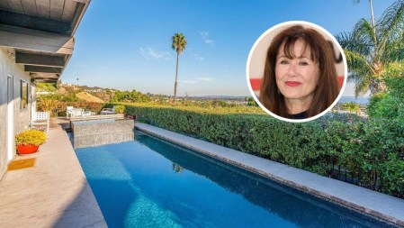 Mary McDonnell House Los Angeles