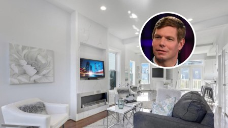 Eric Swalwell House Washington D.C.
