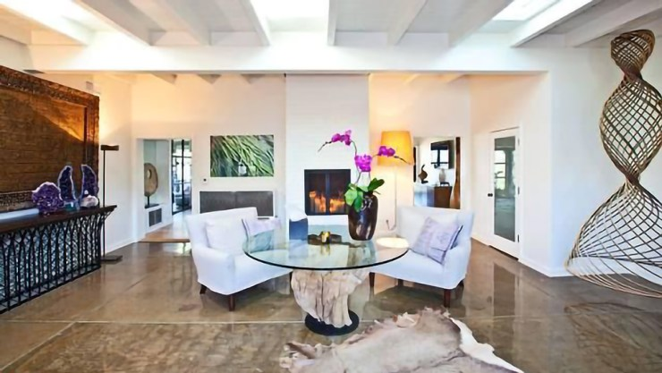 Liam Hemsworth House Malibu