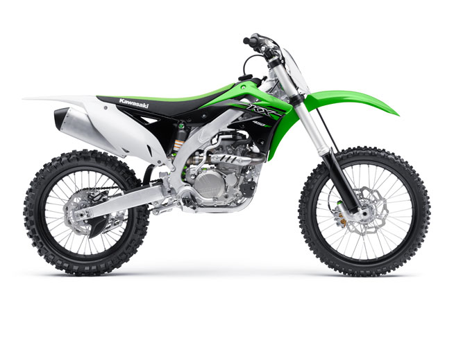 New Bikes: 2015 Kawasaki KX450F and KX250F
