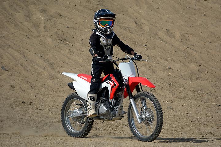 2016 Honda Dirt Bikes 125cc