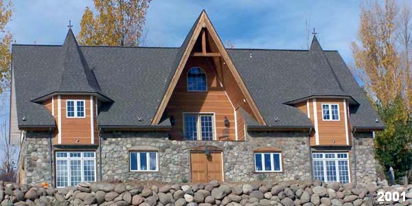 Slipform Stone Masonry The Next Generation of Stone House Construction