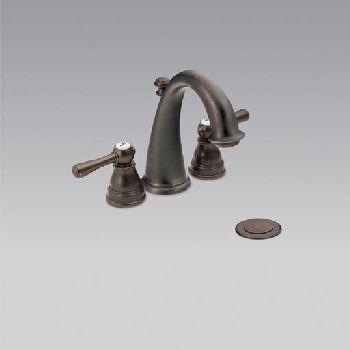 dirtcheapfaucets com moen t6123orb kingsley mini widespread lavatory faucet oil rubbed bronze