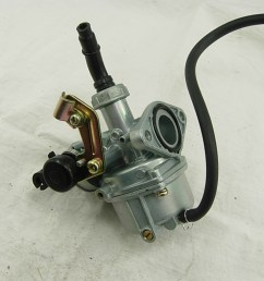 150cc dirt bike carburetor picture [ 1024 x 768 Pixel ]