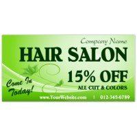 Hair Salon Banner 103 | Spa and Fashion Banner Templates ...