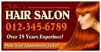 Hair Salon Banner 102 | Spa and Fashion Banner Templates ...