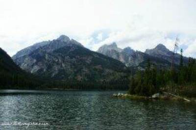 Grand Teton Taggart Lake