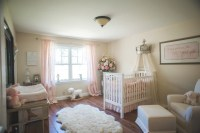 My Baby Girls Princess Nursery - Dirt Roads and Dimples-A ...