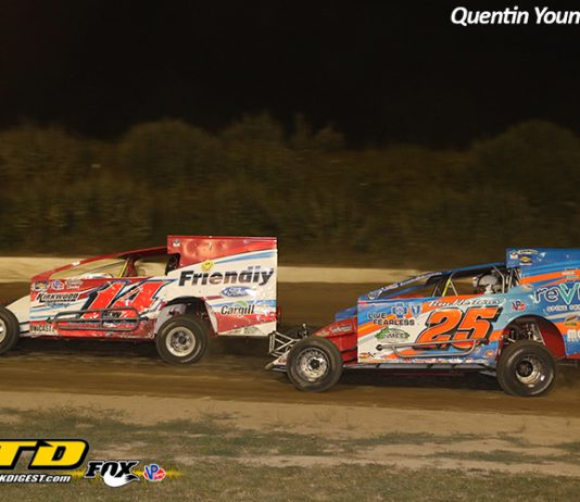 Mills Comes from Last to First to Win in Delaware Big
