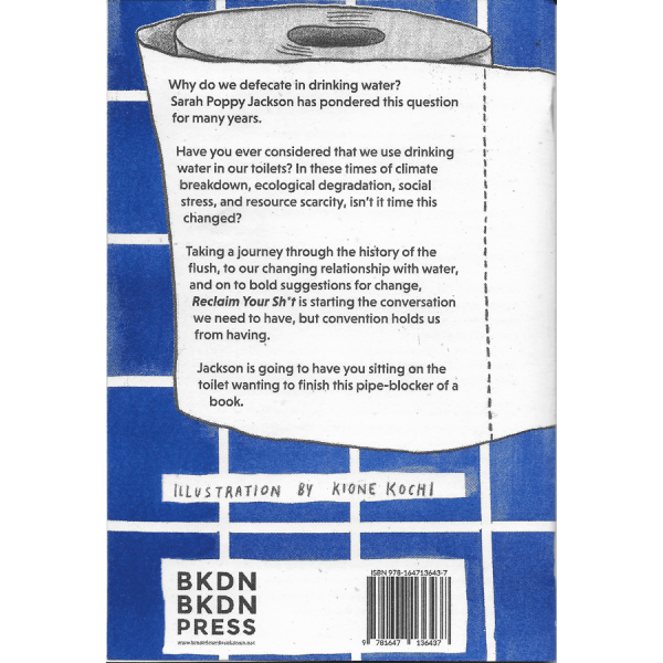 Reclaim Your Sh*t! Water. Beyond Value, by Sarah Poppy Jackson