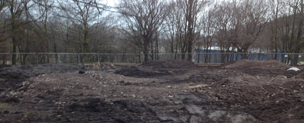 Dirtworks Bacup | Stubby Lee Pump Track 3