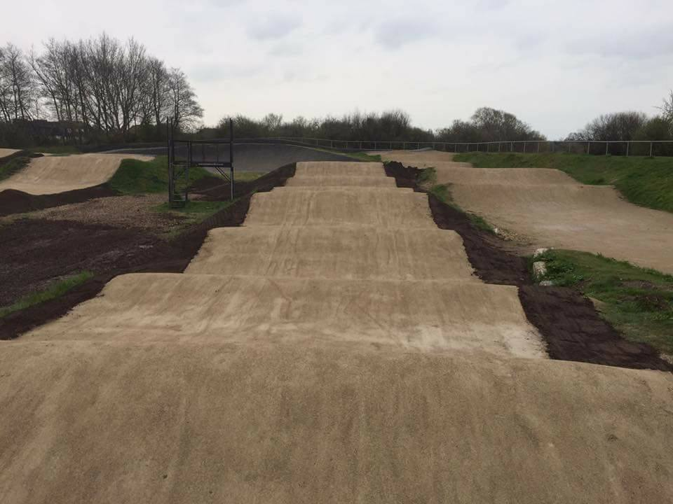 Dirtworks BMX - Bournemouth Build 6