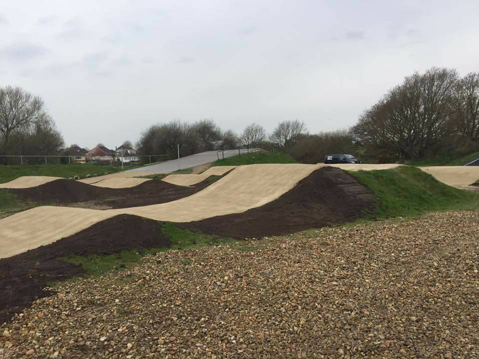 Dirtworks BMX - Bournemouth Build 2