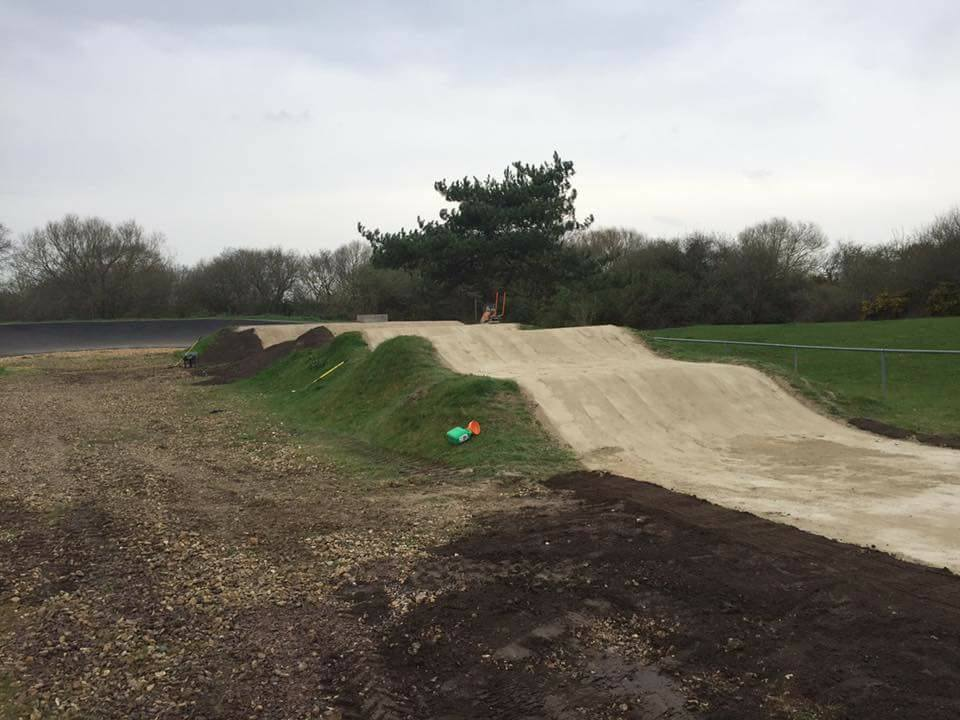 Dirtworks BMX - Preston Build 4