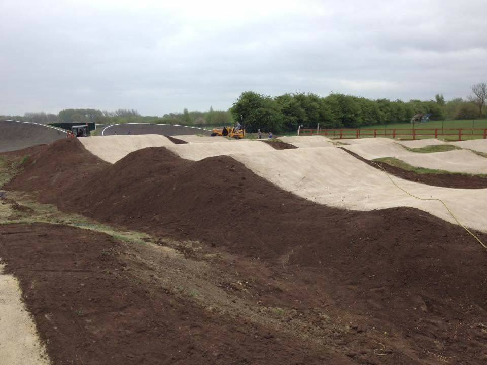 Dirtworks BMX - Doncaster Build 4