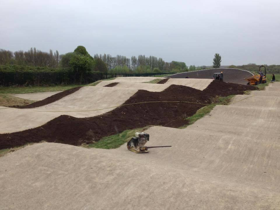 Dirtworks BMX - Doncaster Build 3