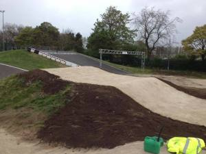 Dirtworks BMX - Doncaster Build