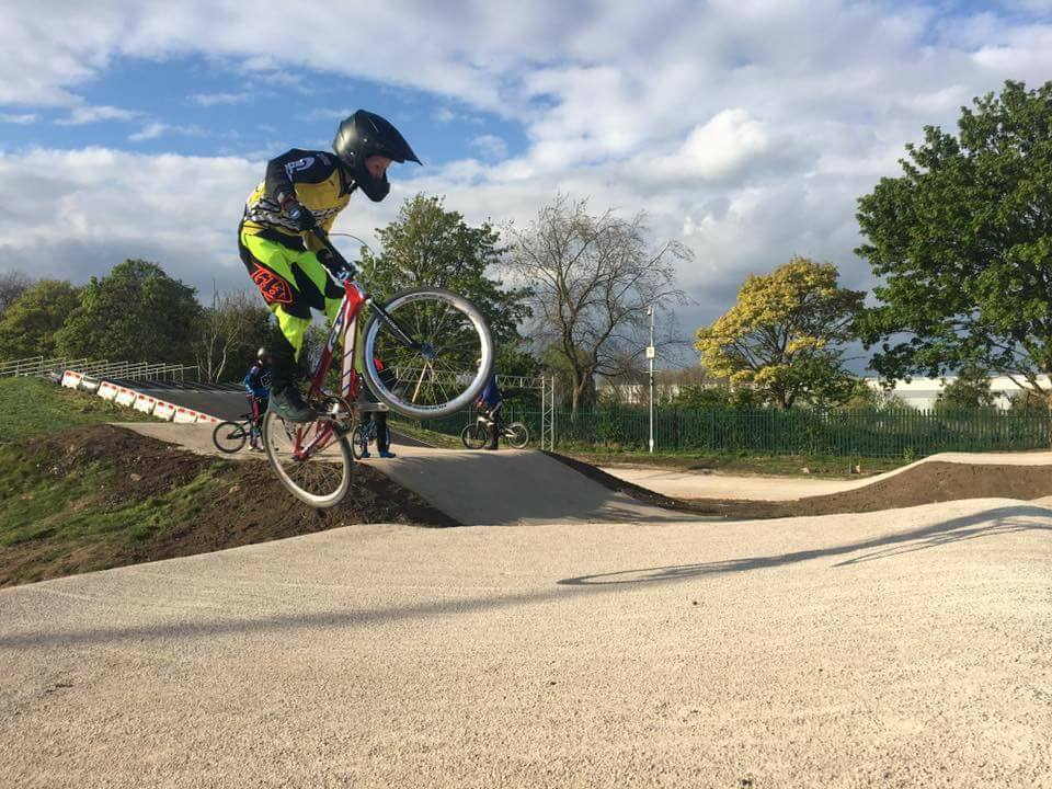 Dirtworks BMX - Doncaster Open Day 2