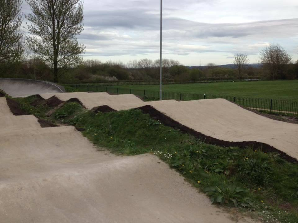 Dirtworks BMX - Preston Build 3