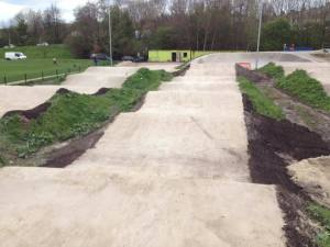 Dirtworks BMX - Preston Build