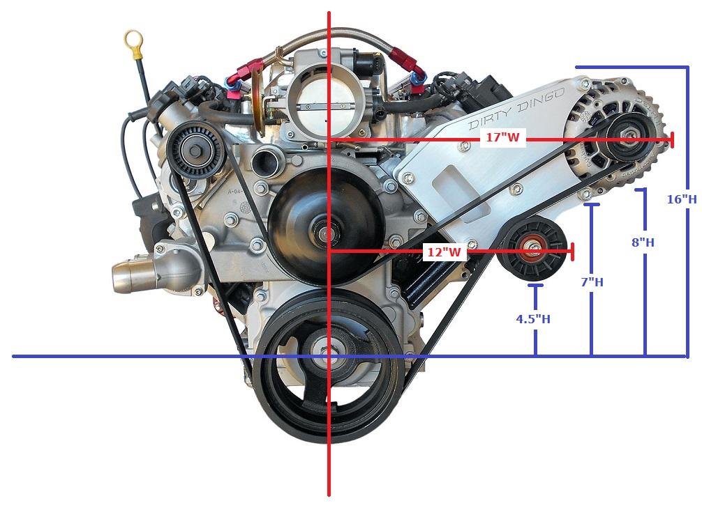 Gm R4 Compressor Conversion