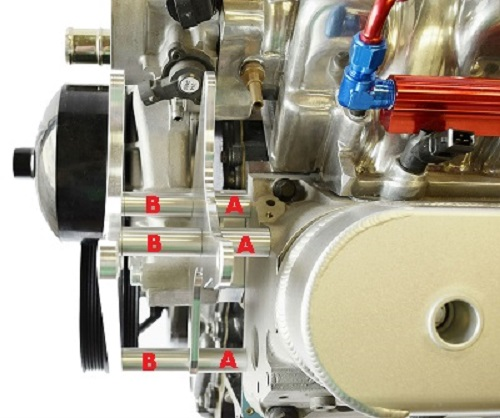 Mount Bracket P S Pump Mount Bracket Power Steering Pump Bracket