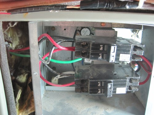 small resolution of furnace short circuit furnace power wiring
