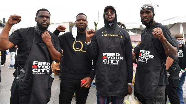 """2 Chainz Involved In """"Feed Your City Challenge"""""""