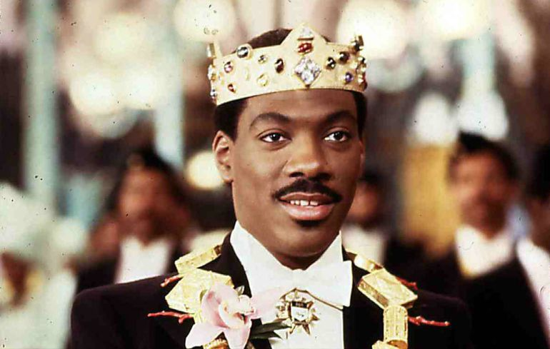 "Eddie Murphy's ""Coming 2 America"" Streaming On Amazon This December"