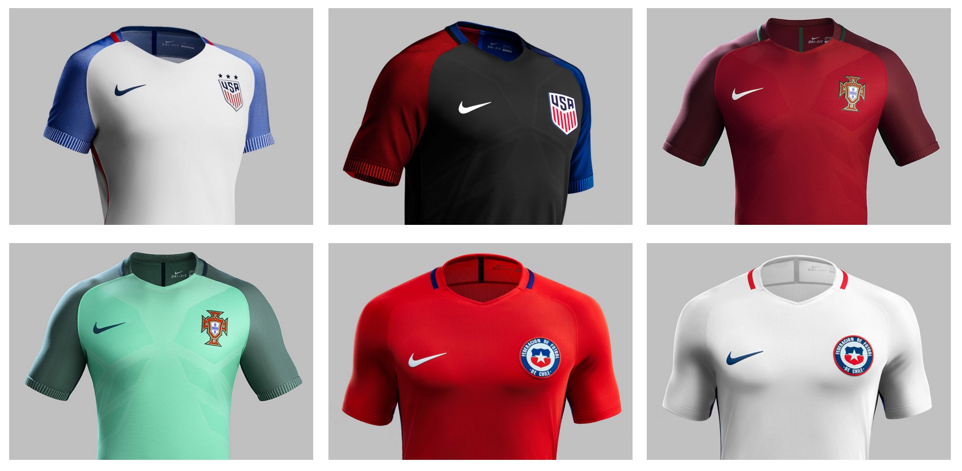 Nike launches new home and away kits for U.S. ff3eaa8bb