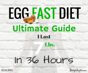 Egg Fast Diet Weight Loss Results And Recipes: I Lost 7 lbs in 36 hours!