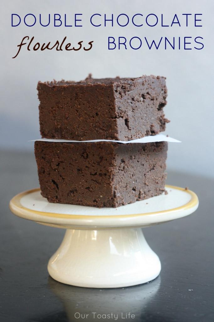 Double-Chocolate Brownie