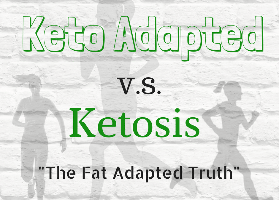 Keto Adapted & Ketosis Definition | (The Fat Adapted Truth)