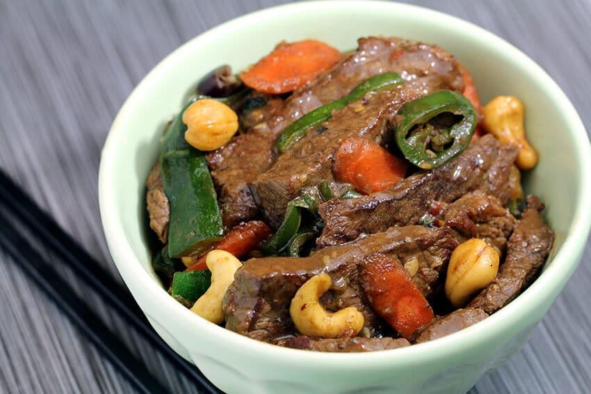 Cashew-Beef