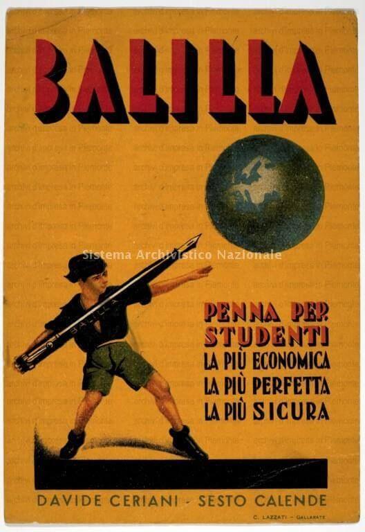 Fascismo e pubblicit  La comunicazione e la propaganda nella grafica pubblicitaria del