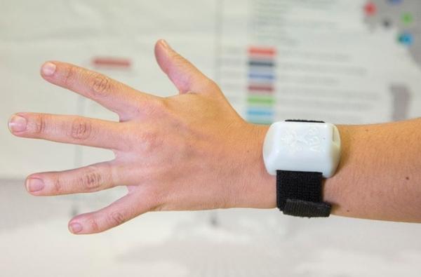 abbi braccialetto per bambini non vedenti